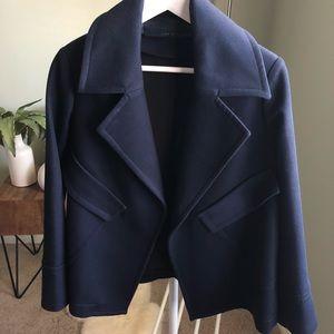 Zara Studio Oversized Coat